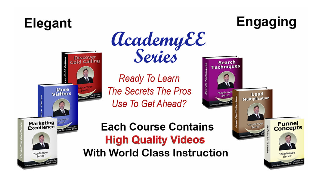 Each course is high quality video